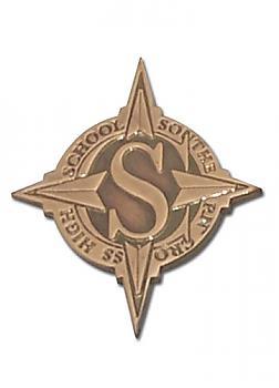 Star Driver Pins - Schook Crest & Emblem et