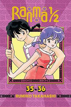 Ranma 1/2 Omnibus Vol. 18
