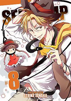 Servamp Manga Vol.   8
