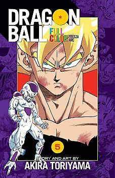 Dragon Ball Full Color Freeza Arc Manga Vol.   5