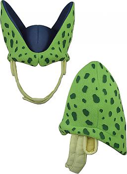 Dragon Ball Beanie - Perfect Cell Cosplay Costume Cap
