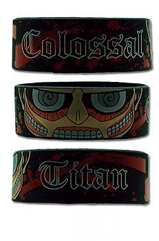 Attack on Titan Wristband - SD Colossal Titan