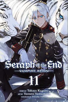 Seraph of the End Manga Vol.  11