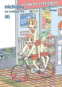Nichijou Manga Vol.   6