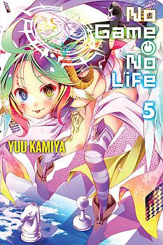 No Game No Life Novel Vol.  5