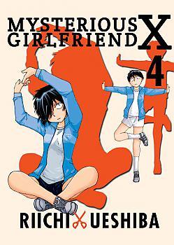 Mysterious Girlfriend X Manga Vol.   4