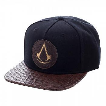 Assassin's Creed Movie Cap - Logo PU Bill Snapback