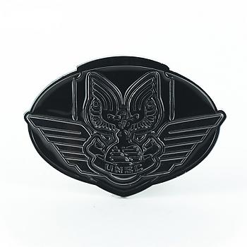 Halo Belt Buckle - UNSC Plaque
