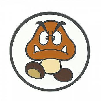 Nintendo Belt Buckle - Goomba!
