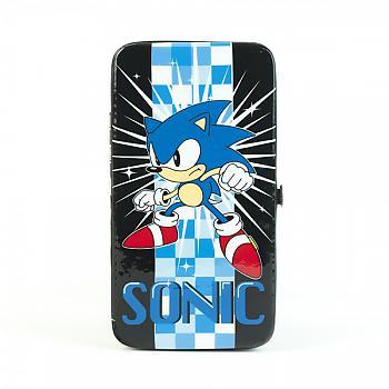 Sonic Hinge Wallet - Sonic Ready!