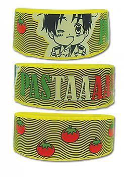 Hetalia Wristband - Italy Pastaaaa!