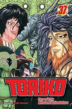 Toriko Manga Vol.  37