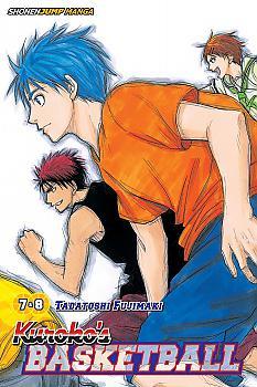 Kuroko's Basketball Omnibus Manga Vol.   4