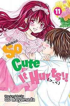 So Cute It Hurts!! Manga Vol.  11