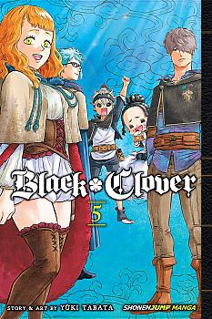 Black Clover Manga Vol.   5