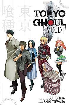 Tokyo Ghoul : Void Novel