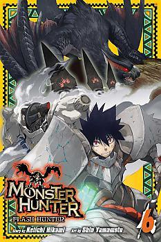 Monster Hunter: Flash Hunter Manga Vol.   6