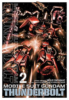 Mobile Suit Gundam Thunderbolt Manga Vol.   2
