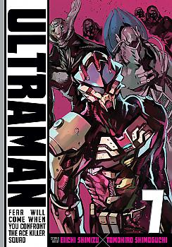 Ultraman Manga Vol.   7
