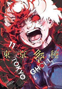 Tokyo Ghoul Manga Vol.  11