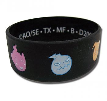 Soul Eater Wristband - Meister Kishin