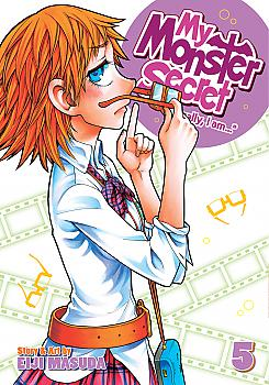 My Monster Secret Manga Vol.   5