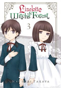 Liselotte & Witch's Forest Manga Vol.   3