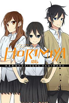 Horimiya Manga Vol.   6