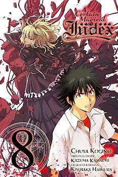 Certain Magical Index Manga Vol.   8