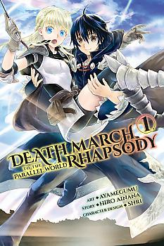 Death March to the Parallel World Rhapsody Manga Vol.   1