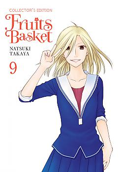 Fruits Basket Manga Vol.  9 Collector's Edition