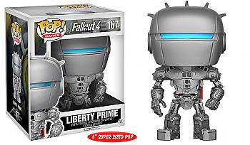 "Fallout 4 6"" POP! Vinyl Figure - Liberty Prime"