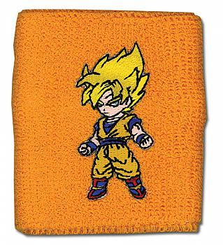Dragon Ball Z Sweatband - Super Saiyan Goku