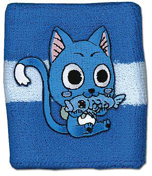Fairy Tail Sweatband - Happy