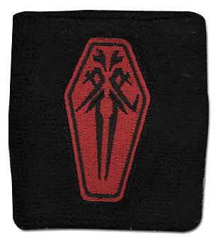 Guilty Crown Sweatband - Funeral Parlor