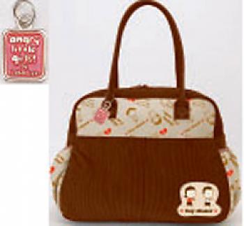 Angry Little Girls Bag - Overnight Carrier