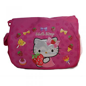 Hello Kitty Messenger Bag - Pink Dessert