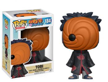 Naruto Shippuden POP! Vinyl Figure - Tobi [STANDARD]