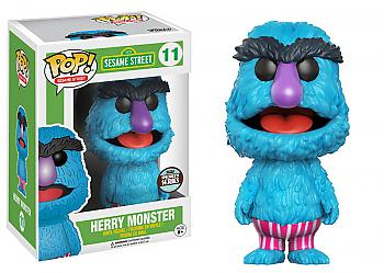 Sesame Street POP! Vinyl Figure - Herry Monster (Specialty Series)