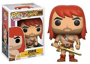 Son of Zorn POP! Vinyl Figure - Zorn w/ Sword
