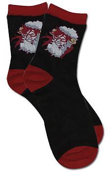 Black Butler Socks - Grell Sheep