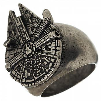 Star Wars Ring - Millennium Falcon (M) Size: 10