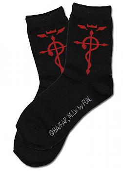 FullMetal Alchemist Brotherhood Socks - Cross of Flamel