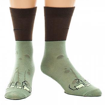 Plants Vs. Zombie Socks - Zombie Toes Crew