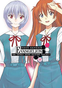 Evangelion: Shinji Ikari Raising Project Manga Vol.  17