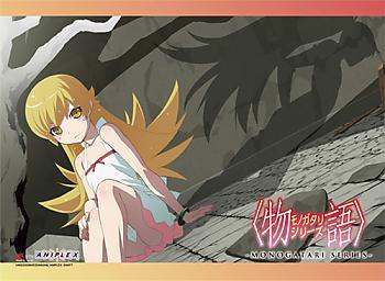 Bakemonogatari Wall Scroll - Shinobu