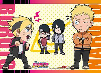 Boruto Wall Scroll - SD Group