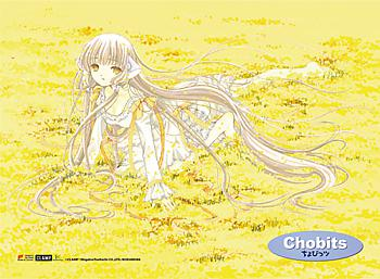 Chobits Fabric Poster - Chii