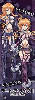 Date a Live Wall Scroll - Kaguya & Yuzuru [TALL]