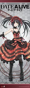 Date a Live Wall Scroll - Kurumi [TALL]